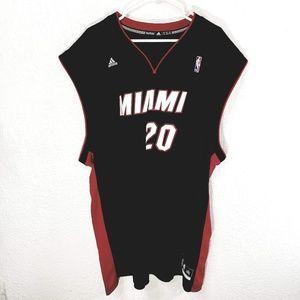 Miami Heat Jersey Mens 3XL Winslow Black NBA i66